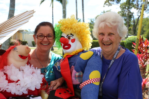 Kepnock Grove volunteer recognised as state's best