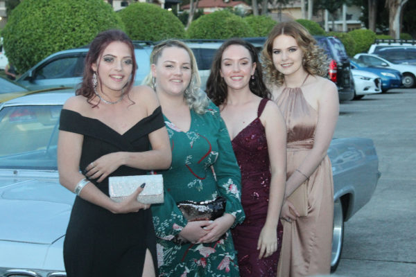 Carinity Education students step out at school formal