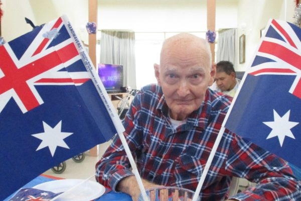 Mick and Harold to remember war mates on ANZAC Day