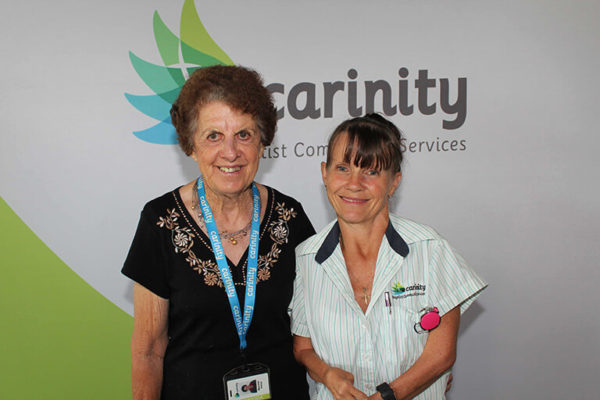 Carinity celebrates valued volunteers, chaplains and supporters