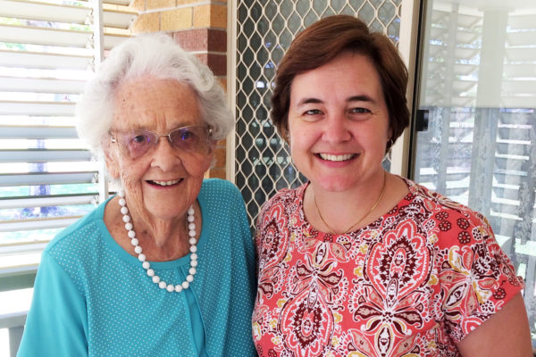 Faith powers lasting friendship