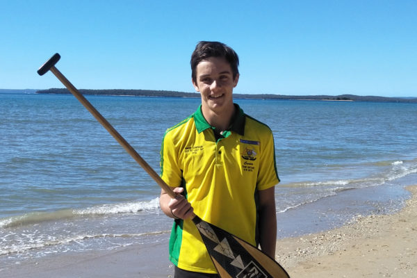 Glendyne student to make waves for Australia in Tahiti