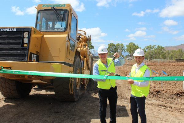 Construction starts on $30 million seniors' community