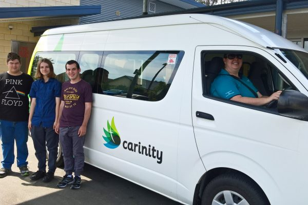 Boonah church gets on board with Carinity bus