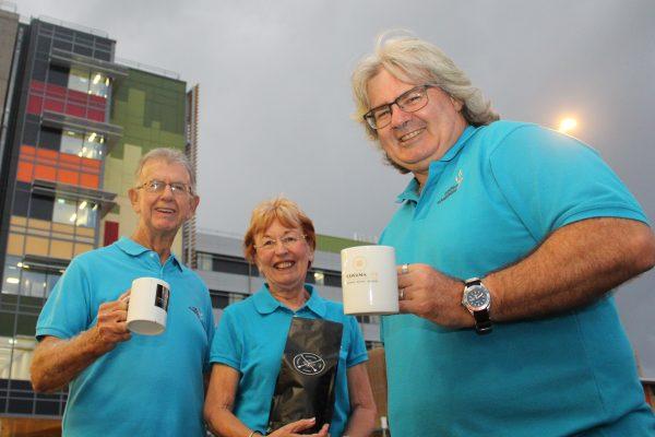 Innovation Grant tastes good for coffee chaplains