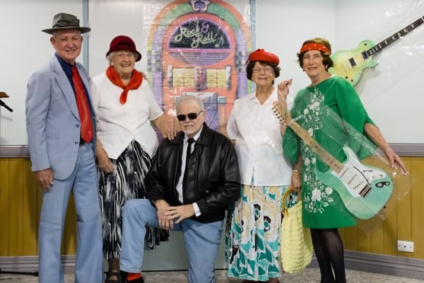 Swing back to the sixties at Shalom afternoon tea